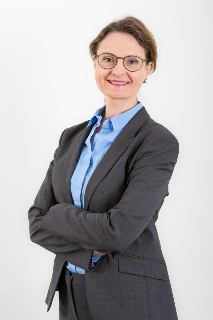 Marianne Schaub-Hristić, Rechtsanwältin, Dr. iur.